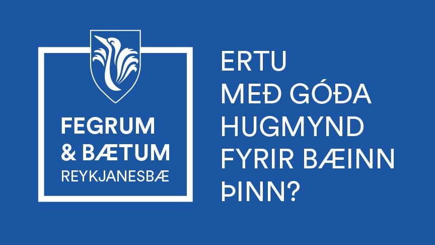 Hugmyndasöfnun fyrir Betri Reykjanesbæ